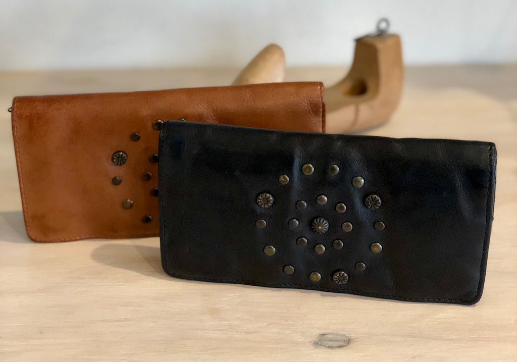Hampstead Studded Wallet