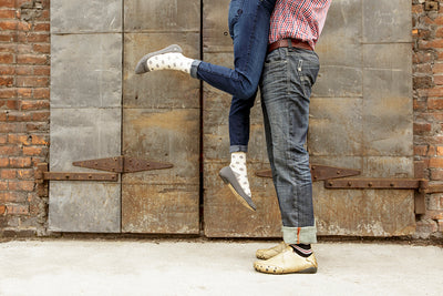 "Your Valentine really is your ""SOLEMATE""! A Creative Guide to show your love with socks"