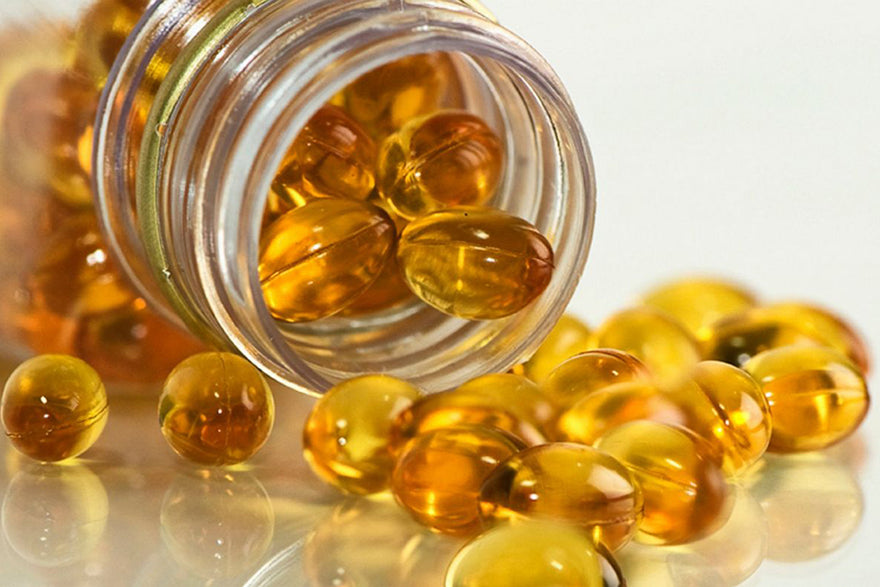 The Fish Oil Trend: All Aboard!