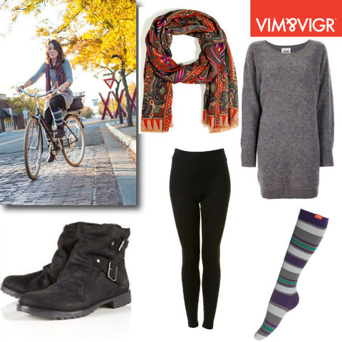 VIM & VIGR Fall Fashion