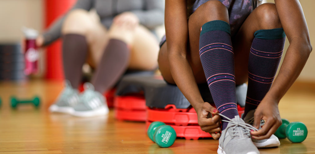 unexpected benefits of compression socks compression socks for running