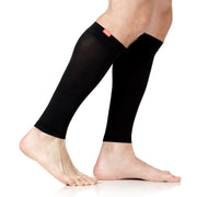 Compression leg sleeves for men