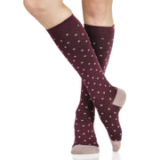 Women's Medical-Grade Cotton Compression Socks