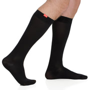 Moisture-wick Nylon compression socks