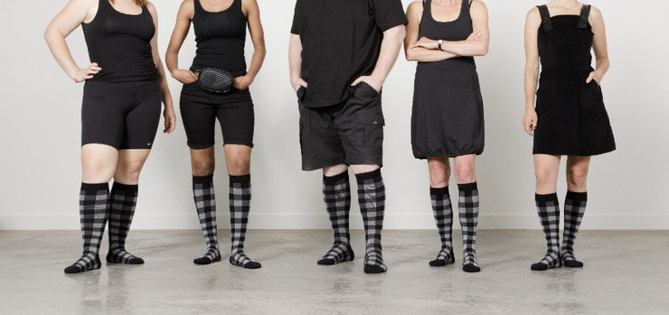 Compression socks for every body