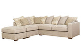Cleveland Pillow Back Corner Sofa