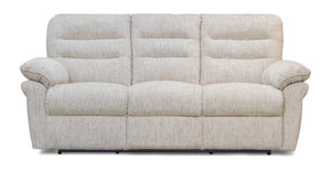 Barley 3 Seater Manual Recliner Sofa