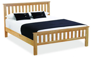 Trent 4'6 Slatted Bed
