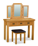 Somerset Wide Dressing Table