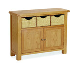 Suffolk Sideboard With Baskets