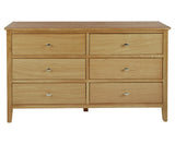 Turin 6 Drawer Chest