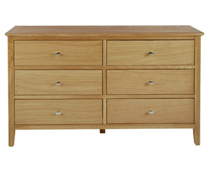 Bath 6 Drawer Chest