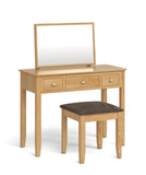 Turin Dressing Table Set