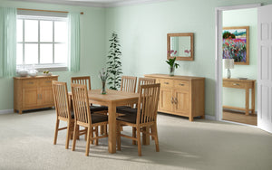 Trent Compact Ext. Dining Table