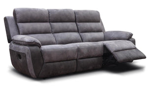 Urban 3 Seater Manual Recliner Sofa