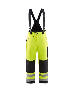 Blaklader Yellow/Black Oxford Hi-Vis Pants