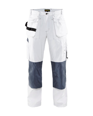 Blaklader White Twill Painter Pants