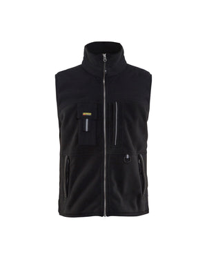 Blaklader Black Wind/Water/Cold 3-Layer Fleece Vest