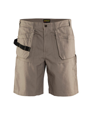 Blaklader Stone Canvas Work Shorts