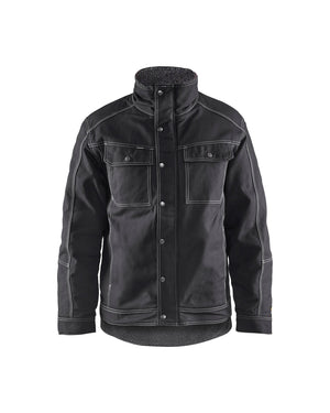 Blaklader Black Wind/Water/Cold Pile-Lined Toughguy Jacket