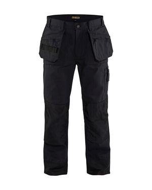 Blaklader Black Dobby Heavy Worker Pants