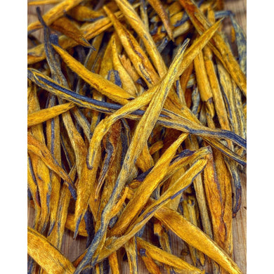 Taoist Immortal - Wild Taliensis Golden Bud Black Tea