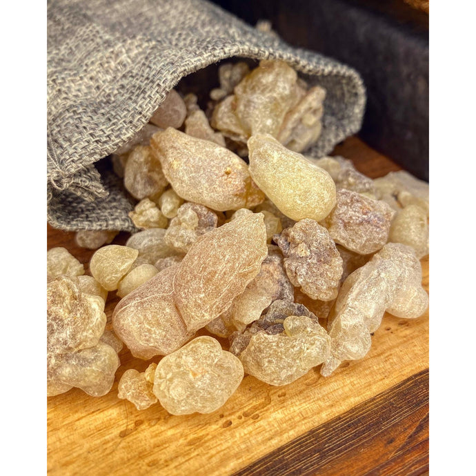 Royal Hojari Frankincense Resin - Wuji Tea Company