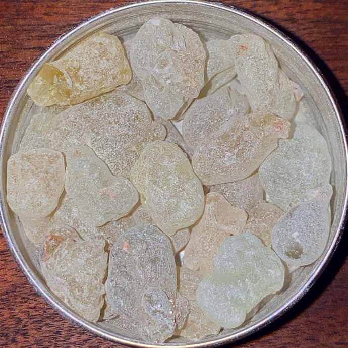 Omani Royal Green Hojari Frankincense Resin