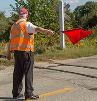 FTS SAFETY FLAGMAN TRAINING IN ACTION
