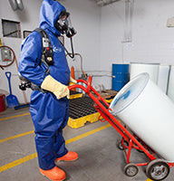 FTS SAFETY HAZARDOUS SUBSTANCES TRAINING IN ACTION