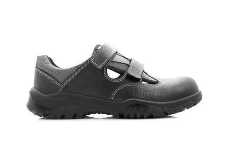Bova Rockee Black Safety Sandal