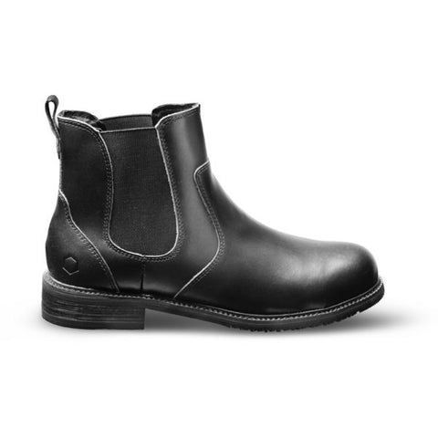 Bronx Chelsea Black Formal Boot
