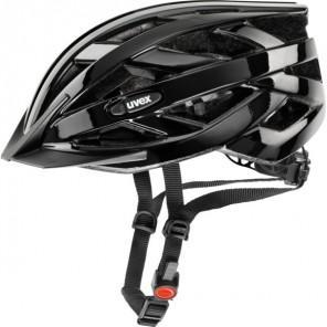 uvex i-vo Cycling Helmet (M-L) - Black