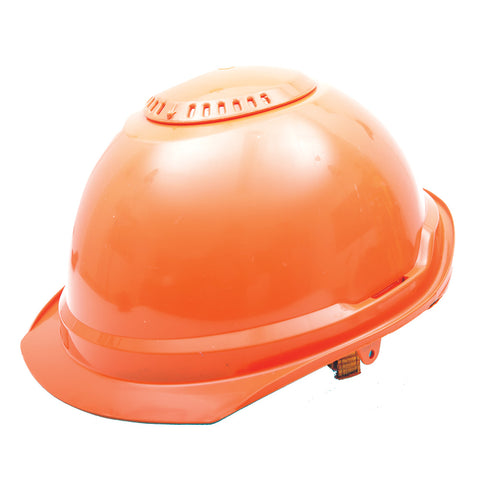 Nikki Industrial Hard Hat - Orange