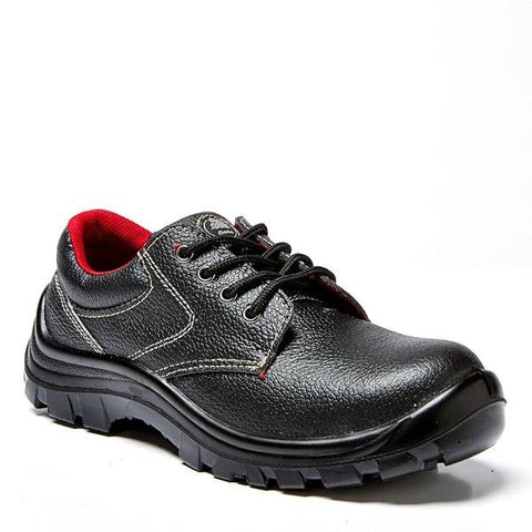 Bata Sabre Safety Shoe (Steel Toe) - Black