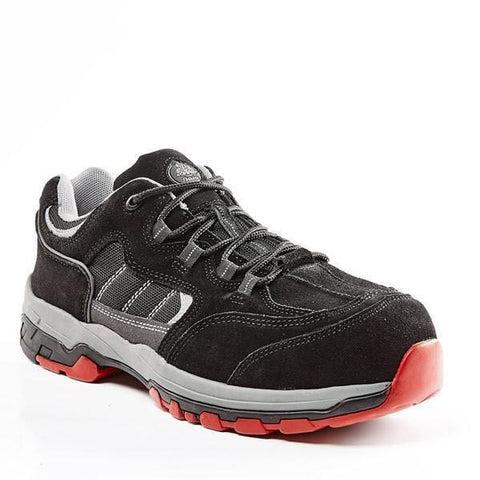 Bata Bickz Hurricane Black Safety Shoe
