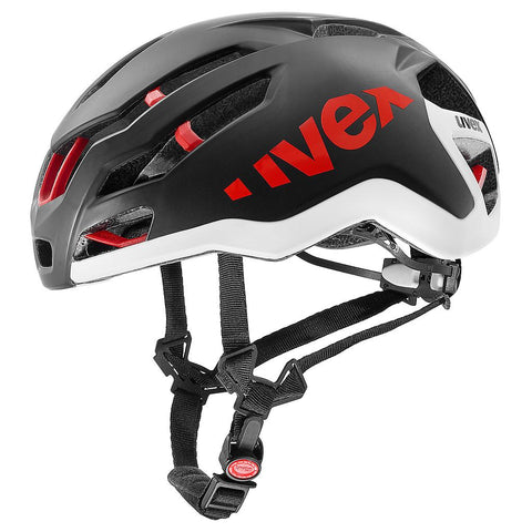 uvex Race 9 Sports Helmet - Mat Black