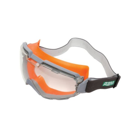 MSA Chempro AF Goggles (with Bag) - Clear