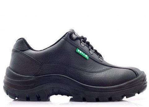 Bova Trainer Durable Safety Shoe - Black
