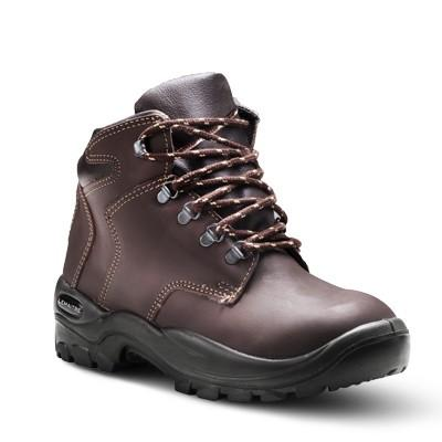 Lemaitre Hiker Safety Boot - Brown