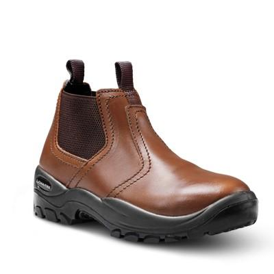 Lemaitre Hercules Safety Boot - Tan