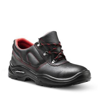 Lemaitre Spartacus Safety Shoe - Black