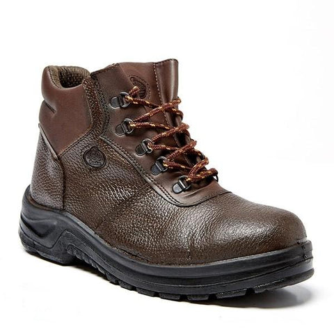 Bata Atlantic Safety Boot - Brown