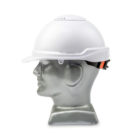 Nikki Industrial Hard Hat - Red