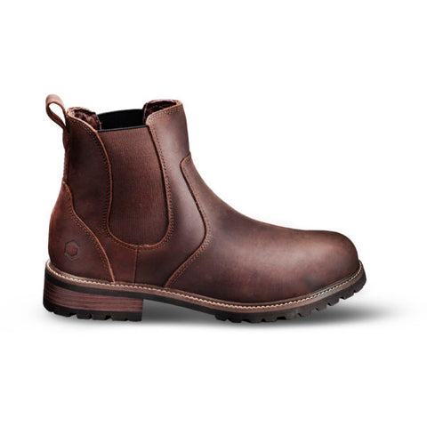Bronx Chelsea Casual Boot - Brown
