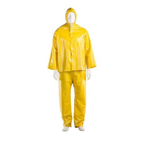 Dromex Cumulus Rain Suit - Yellow