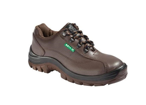 Bova Trainer Walnut Safety Shoe