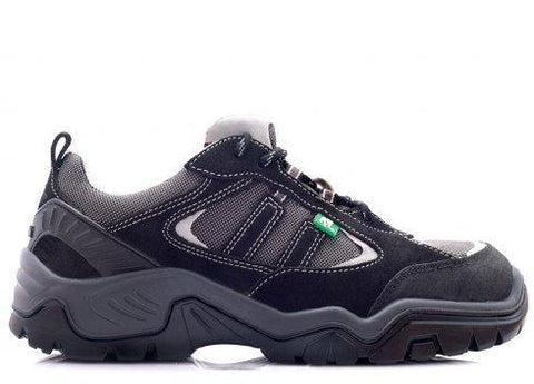 Bova Enterprise Metal-Free Safety Shoe - Black