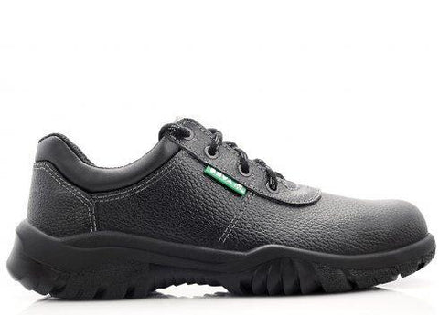 Bova Multi Utility Safety Shoe - Black