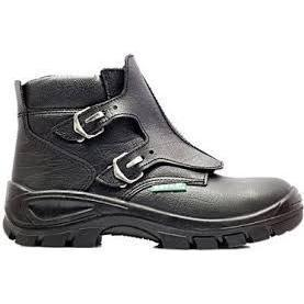 Bova Welders Heat Resistant Black Boot